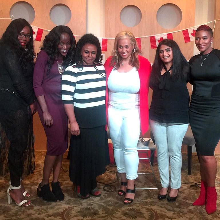 Guests on Nikki Clarke Show