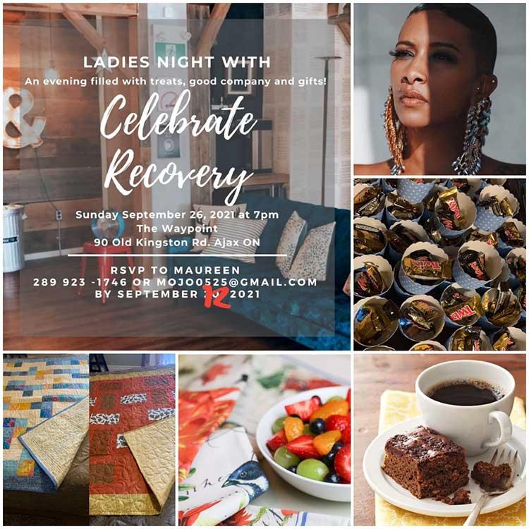 Ladies Night — Celebrate Recovery